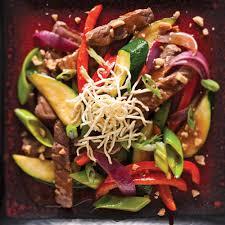 cuisine asiatique boeuf sauté de boeuf aigre doux à l asiatique recettes cuisine et