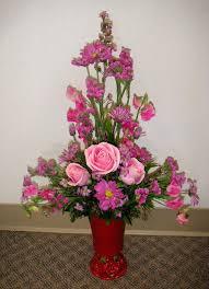 Hotel Flower Decoration California Academy