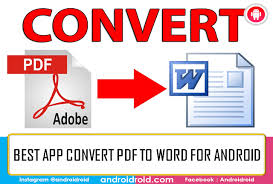 word for android the best apps convert pdf word for android