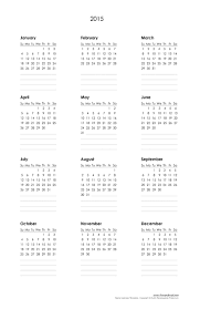 printable yearly calendar templates each of these free yearly