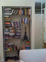 How To Make A Pipe Bookshelf 59 Diy Shelf Ideas Built With Industrial Pipe Simplified Building