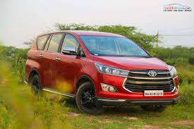toyota innova toyota innova touring sport gets huge discounts in india