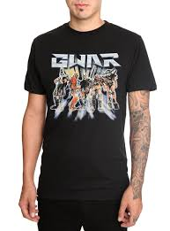Gwar Rays T Shirt Topic