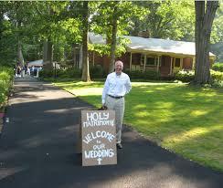 Cheap Backyard Reception Ideas Our 4000 Backyard Wedding Wedding Backyards And Wedding Greetings