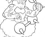 Coloriage Pokemon Ex gratuit à imprimer liste 20 à 40