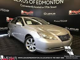 used 2017 lexus es 350 4 door car in edmonton ab l13198
