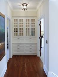 built in hallway cabinets replace closet in hall with built ins or use this kind of style for