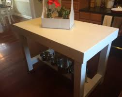 farm table kitchen island kitchen island table etsy