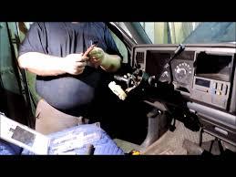 gm tilt steering column repair youtube