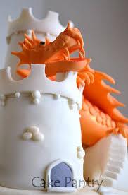 dragon castle cake pantry