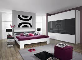 chambres completes chambre adulte design coloris blanc noir aubade chambre adulte