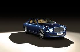 blue bentley interior bentley introduces executive interior for mulsanne