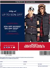 tommy hilfiger black friday tommy hilfiger in store coupon printable coupons online