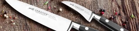 couteaux de cuisine sabatier couteau de cuisine sabatier ideal inox