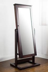 hives u0026 honey cheval jewelry mirror in walnut assembly guide