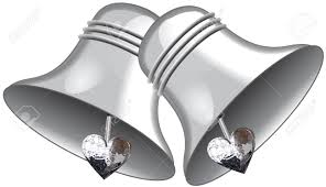 silver bells royalty free cliparts vectors and stock