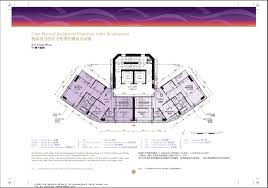 regent hill 壹鑾 regent hill floor plan new property gohome