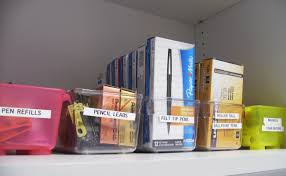 how to organize your office office supplies cozy but spare rooms u2013 just daisy