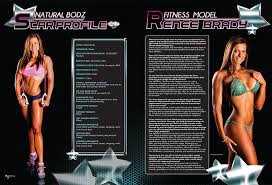 Rene Meme Bodybuilding - naturalbodzmagazine com australias leading health fitness and