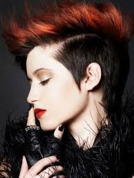 coloring pixie haircut 20 hottest new highlights for black hair popular haircuts