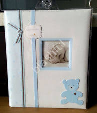 pearhead side photo album pearhead boys baby books albums ebay
