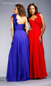a line strapless sweetheart party dress pink red yellow green