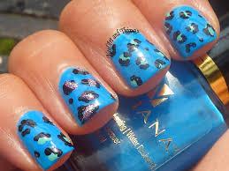 cheetah nail art u2013 slybury com