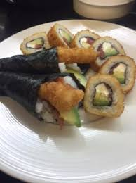 Urban Sushi Kitchen - conos y sushi rebosado picture of urban kitchen lima tripadvisor