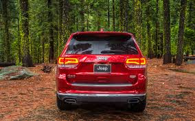 jeep cherokee back 2014 jeep grand cherokee review specs and photos strongauto