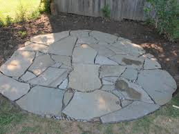 Patio Stone Designs Pictures by Learn About Installing Finishing Touches For A Flagstone Patio