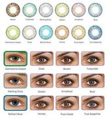 colored contacts for brown eyes fashion contact lenses lenses