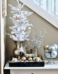 Red And White Christmas Decorations Uk by Baby Nursery Lovely Gold And White Christmas Decorations Ideas