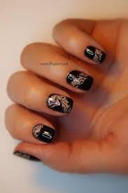 76 best floral nail art images on pinterest floral nail art