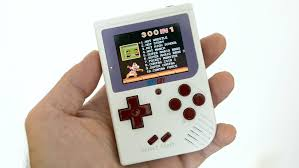 Electronic Gadget Bittboy Retro Pocket Console Gadgets Techcrunch Tv