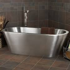 bathroom exciting clawfoot bathtub with waterstone faucets on