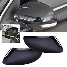 nissan micra left wing mirror dwcx 1 pair left right rearview wing mirror cover cap 5k0 857 537