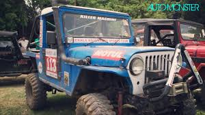 mahindra jeep modified jeep modified mahindra jeep converted to real ugly beast auto