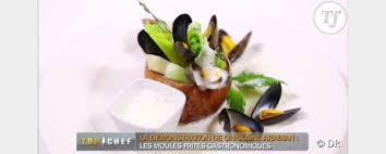 recette cuisine gastronomique top chef 2013 moules frites gastronomiques de ghislaine arabian