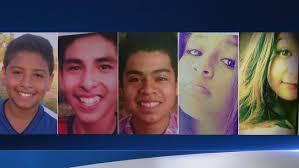5 teens killed in irvine crash remembered at vigil nbc southern