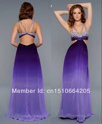 ombre prom dress cheap best dressed