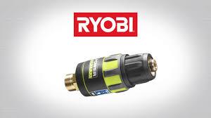 ryobi 3100 psi pressure washer manual ryobi pressure washer power control dial youtube