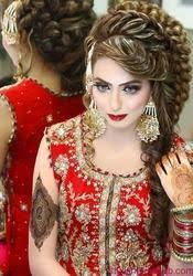 makeup bridal vlcc professional bridal makeup service in sector 49 noida jolly