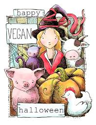 Happy Halloween Cards Printable by Printable Archives Veganologie