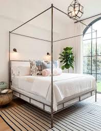 Stylish Bed Frames Awesome Stylish Metal Canopy Bed Frame With Best 25