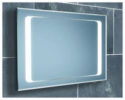 Backlit Bathroom Mirror by Stunning Led Backlit Mirror Bathroom Photo Innovations Yoyh Org