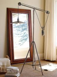 pottery barn ceiling lights 40 most matchless photographer s tripod floor l pottery barn