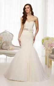 trumpet wedding dress wedding dresses essense of australia