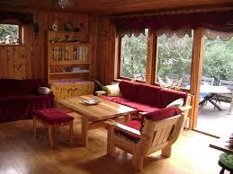 Wohnzimmer Mit Bar Blockhaus Mellbystrand Halland Fewo Direkt