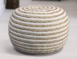 trent austin design fort lupton pouf ottoman u0026 reviews wayfair
