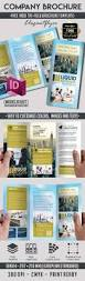 5 powerful free adobe indesign brochures templates by elegantflyer